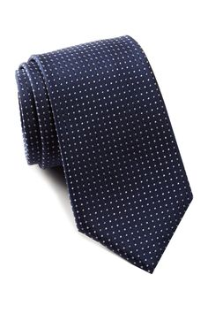 English Laundry | Dot Graph Silk Tie | Nordstrom Rack