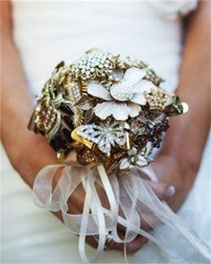 brooch bouquet | Janelle's Brooch Bouquet