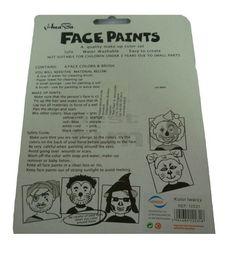 Farbki do malowania twarzy i ciała   Przebrania   Upominki24.com