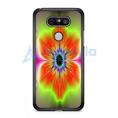Orange Flower LG G5 Case | armeyla.com