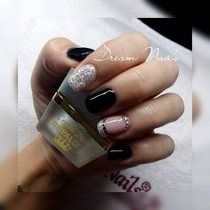 #Nailart #elegantnails# gelnails #blacknails #brillnails #frenchnails #swarovski#minimalistnails#crystalnails#royalgel#followme#dreamnails Elegant Nails, Black Nails, French Nails, Nailart, Swarovski, Nail Polish, Instagram Posts, Beauty, Classy Nails