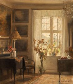 The Athenaeum - Interior (Carl Vilhelm Holsøe - )