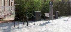 public design,  Fahrradständer, Fahrradanlehner, bicycle stands, Stadtmobiliar, street furniture