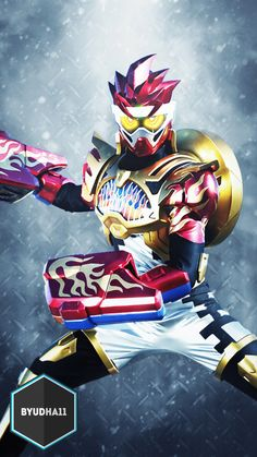 Kamen Rider Para-Dx : Knockout Fighter Wallpaper by Byudha11 on @DeviantArt