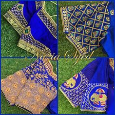 Whatsapp 9133502232 Picnic Blanket, Outdoor Blanket, Zardosi Work, Embroidered Blouse, Blouse Designs, Special Occasion, Pink, How To Wear, Fashion Design