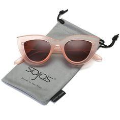 c40fad3465d Sunglasses women Accessories CatEye Style 2017 Brand Designer Fashion  Shades black plastic UV400 Sun Glasses oculos de sol SOJOS