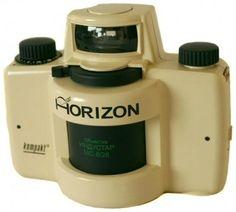 Soviet and Russian Cameras - Horizon Kompakt
