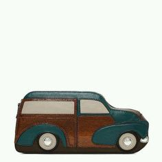 Knock On Wood Car Clutch by Kate Spade