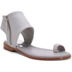 f7e7b281a90ad8 Donald J Pliner Lily Flat Sandals Shoes - Sandals   Flip Flops - Macy s