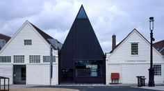 Baynes and Mitchell creates museum complex at Chatham Dockyard