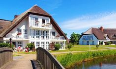 Wellness- und Golfhotel auf der Insel Usedom an der Ostsee