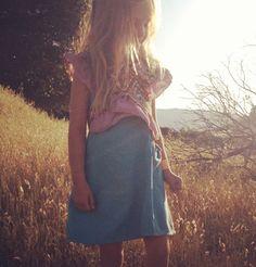 Girls Sweet Chloe DressTurquoise by Blinnea on Etsy, $28.50