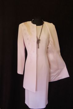 Fitted dresses More photos and Pale pink on Pinterest