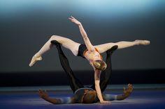 Choreography by Wayne McGregor