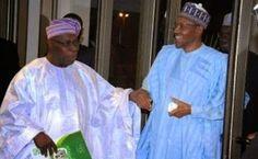 Welcome to St. Zion's Blog: Obasanjo & Buhari will eventually fight, Buhari wi...