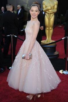 Best ever Oscar dresses: Hailee Steinfeld, 2011