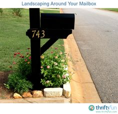 This guide is about landscaping around your mailbox. Planting around your mailbox isn't a necessity, but when done well, it can visually change the overall look of your yard for the better.