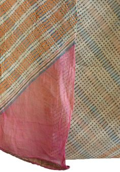 From Sri: An Intricately Resist Dyed Indian Turban: Mothara from Rajasthan. Indian Textiles, Costume, Turbans, Textile Prints, Tie Dye, Sari, Collection, Fashion, Sewing