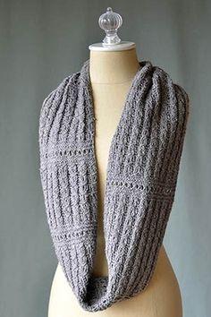 Ellery Cowl Free Knitting Pattern — NobleKnits Knitting Blog