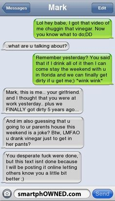 Page 52 - Relationships - Autocorrect Fails and Funny Text Messages - SmartphOWNED