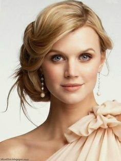 12 Cute and Easy Updos for Long Hair ~ Cute Girls Hairstyles by EllieCarson