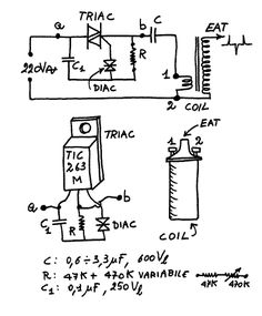 Electric Fence Circuit Diagram : electric, fence, circuit, diagram, Electric, Fence, Energizer