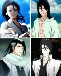 Byakuya Kuchiki...he changed a lot..