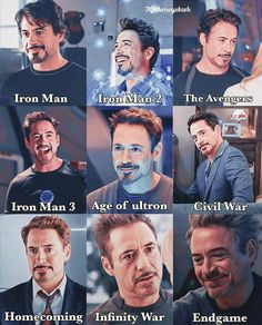 Iron man the hero of marvel universe in all his movies The Avengers, Iron Man Avengers, Avengers Movies, Marvel Movies, Marvel Dc, Marvel Actors, Disney Marvel, Marvel Heroes, Marvel Characters