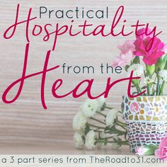 Practical Hospitality from the Heart