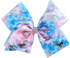 """Details about  /Hair Bows a pair of Medium 2/"""" My little Pink Pony so cute Hair Bow USA"""