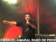 CARLOS AMARAL RABO DE PEIXE 2012 - YouTube