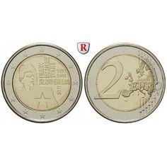 Slowenien, 2 Euro 2011, bfr.: 2 Euro 2011. Franc Rozman. bankfrisch 5,00€ #coins