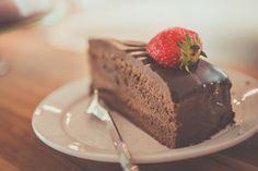 Nejlepší čokoládový dort na světě bez pečení, bez mouky a bez cukru
