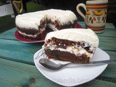 Tarta Guinness http://golosolandia.blogspot.com/2013/08/tarta-guinness.html