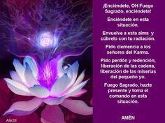 7 Archangels, Spanish Prayers, Ascension Symptoms, Inner Peace, Reiki, The Hobbit, Woman Quotes, Karma, Cosmic