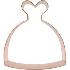 Dress Cookie Cutter 4.75 inch