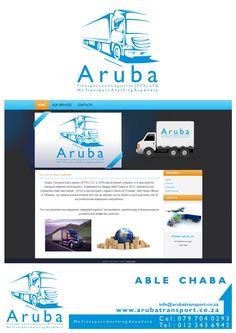 Logo, Email Signature & Website - Local Client