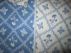 Waverly La Petite Ferme Blue Cream French Country Rooster Chicken - French french country fabrics