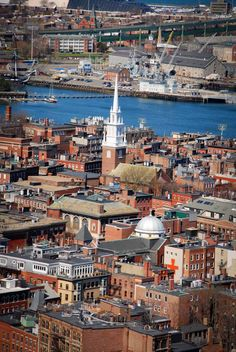 Boston - wonderful town!  Mike used to fly up there in the KC-135  and load up a cooler with fresh lobster!  Bring them back to NC for some great dinners!  Miss those days!