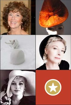 Check out: Featured Members - Hat Classes | HAT ACADEMY | Millinery Creative Collective