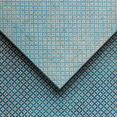 Ottoman Textile 2 Indigo Marble Tiles Aqf10015