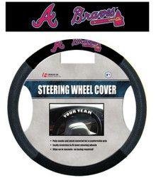 Atlanta Braves Mesh Steering Wheel Cover