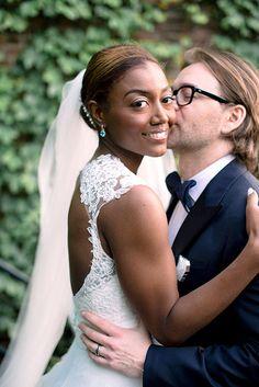 Patina And David's Long Island City Wedding Photos❤️