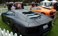 Black Doft Lamborghini Aventador LP 700 4