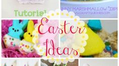 20 Easter Ideas {Link Party Features}