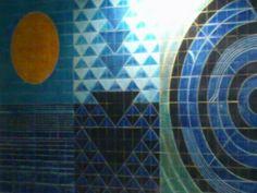 LISBON METRO Metro Station, Art World, Portugal, Tiles, Design, Lisbon, Room Tiles, Tile