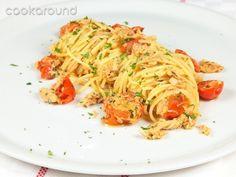 Spaghetti con tonno e pomodorini: le Vostre ricette | Cookaround