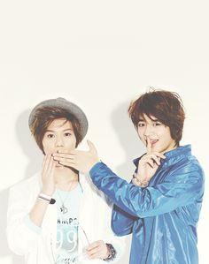 SHINee  Minho, Taemin