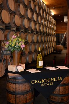 Grgich Hills Winery  I WANT TO GO HERE! Best wine ever!