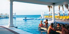 Week of 7/16/13: All-inclusive, 5 Nights with Air from $969 at Riu Palace Las Americas in Cancun #Travel #CheapCaribbean